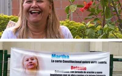 A un día, pudo mas la moral que el dolor físico de Martha Sepúlveda. IPS se retractó de autorizar eutanasia