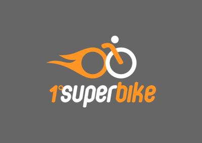Logotipo Super Bike