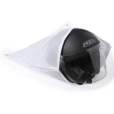 bolsa casco blanca