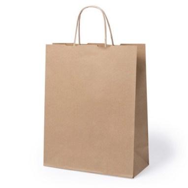 Bolsa de papel Kraft, Eventos – Barcelona