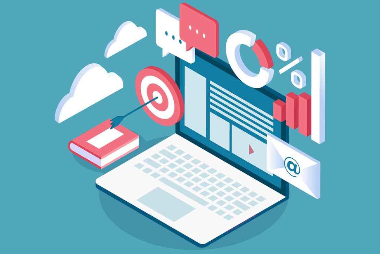 Gestão de Projetos Marketing Digital Agência LCP