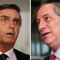 Comandados por Ciro, PDT, PSB e PCdoB formam bloco sem PT. Bolsonaro se irrita. Dino Responde.