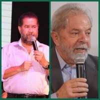 Convidado por Lula, Lupi aceita ir a Curitiba, mas deve cobrar a eleicão de Bolsonaro. Em 2018, Lula se recusou a receber Lupi.