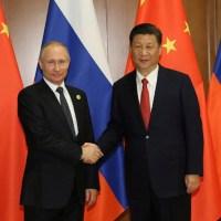 China e Rússia abandonam o dólar e formam aliança