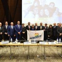 Sem recursos de Brasília, governadores do Nordeste vão à Europa em busca de parcerias