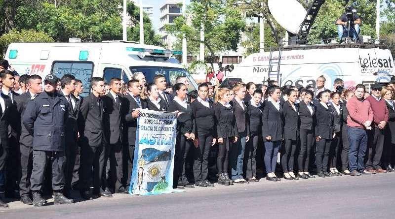 Policía de Corrientes, novedades de la Esc. De Suboficiales