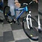 Insólito robaron una bicicleta a metros de la comisaria primera