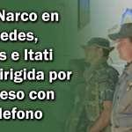 Ocho detenidos, armas, droga y más de $2 millones en un operativo antinarco