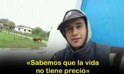 """CASO BETITO FRANCO """"Sabemos que la vida no tiene un precio"""""""