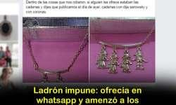 El ladrón de Platería Díaz está prácticamente identificado