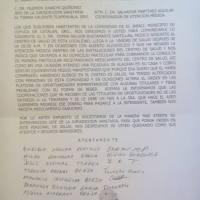 Médico de El Jabalí atiende borracho, cobra las consultas y el medicamento; denuncian en Coyuca de Catalán