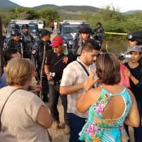 Se burla PGR de los familiares de víctimas de desaparición forzada en Iguala