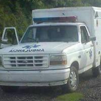 Encuentran ambulancia de rescatistas secuestrados, en Ajuchitlán, Guerrero