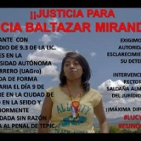 Denuncian detención ilegal de una estudiante de la UAGro, en el Distrito Federal