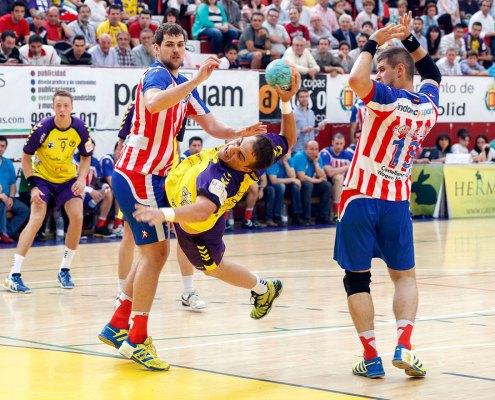 Balonmano Valladolid - Photogenic Agencia Gráfica