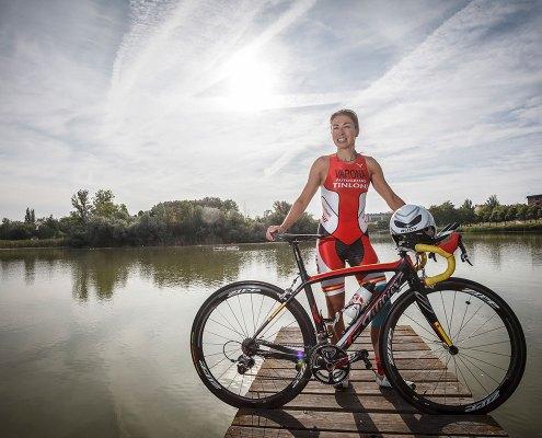 Ruth Varona, triatleta