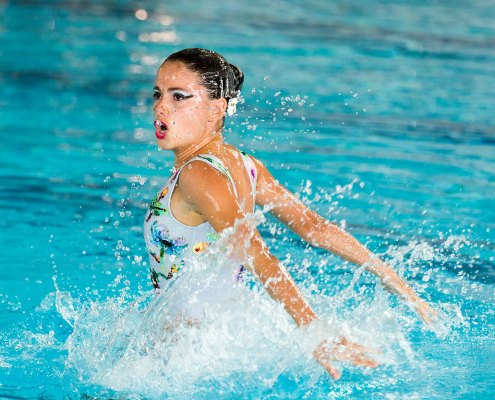 Natación sincronizada - Photogenic Agencia Gráfica