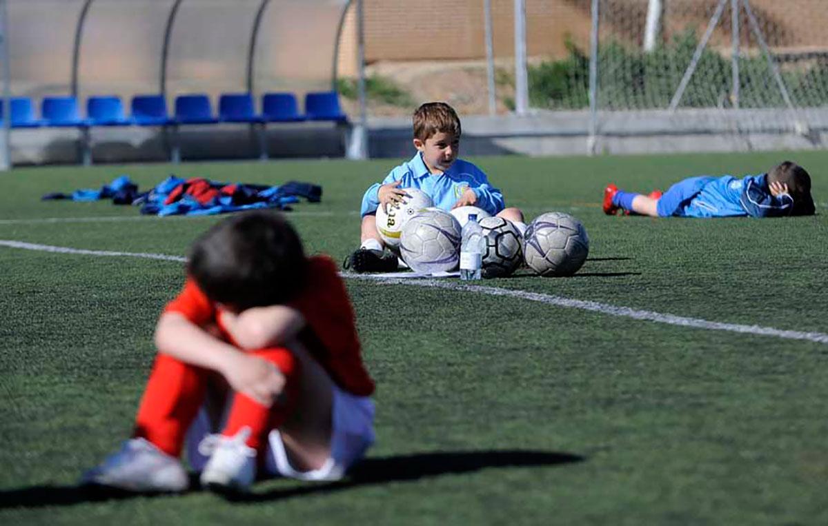 Deporte escolar - Photogenic Agencia Gráfica