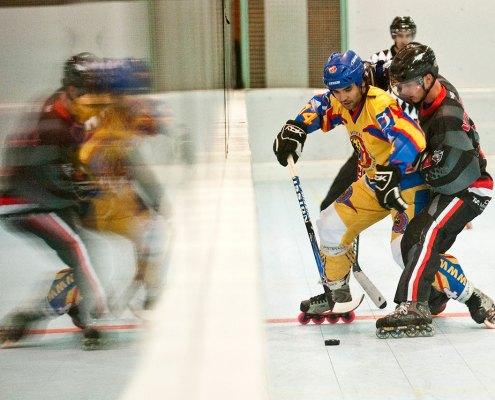 Hockey sobre patines - Photogenic Agencia Gráfica