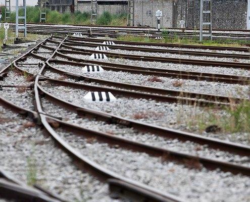 Vías del tren - Photogenic Agencia Gráfica