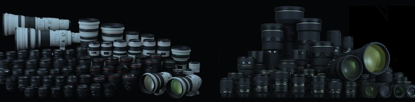 Nociones básicas de fotografía- Objetivos - Photogenic