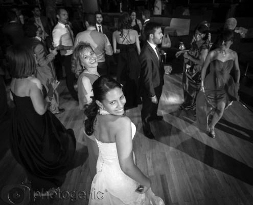 El baile de la boda