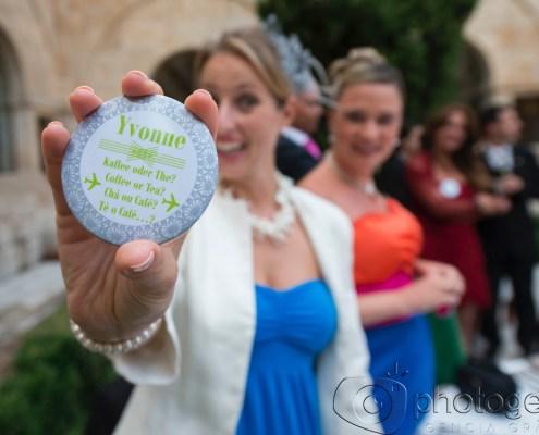 Detalles de una boda Photogenic