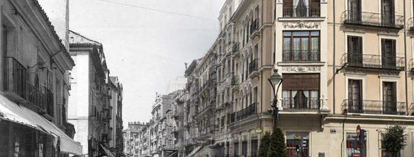 Calle Santiago de Valladolid, Photogenic Agencia Gráfica