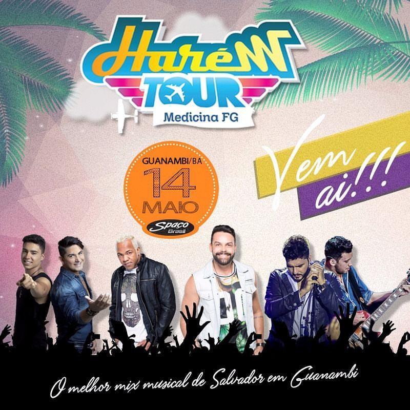 Harém Tour