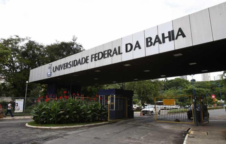 Concurso da Ufba