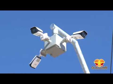 Sistema de videomonitoramento será inaugurado no dia 9 de julho
