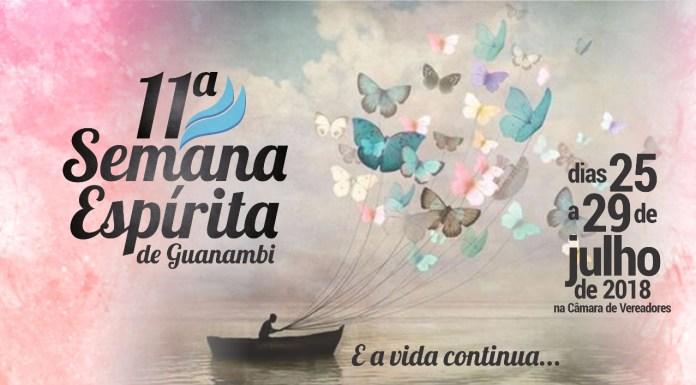Semana espírita de Guanambi