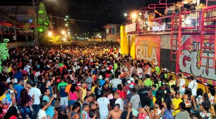 Carnaval de Correntina