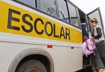 Licitação do Transporte Escolar
