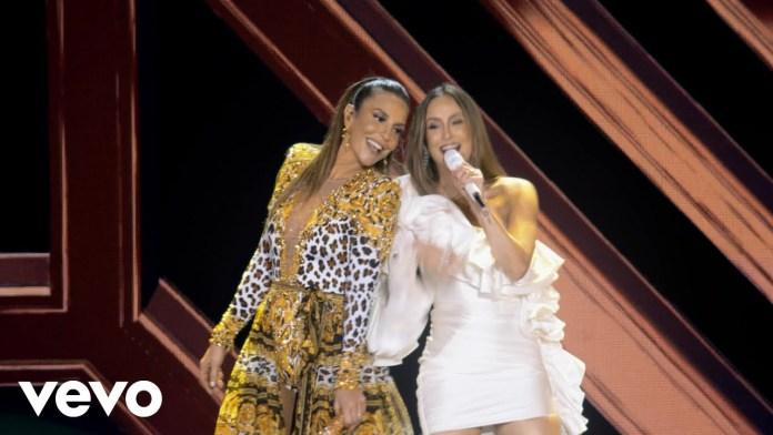 Ivete Sangalo e Claudia Leitte lançam músicas juntas