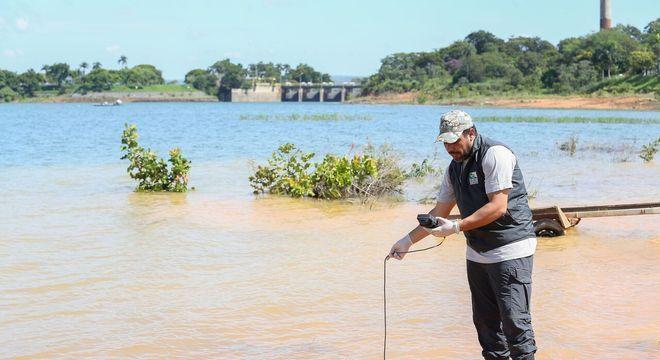 Lama da Vale contamina Rio São Francisco