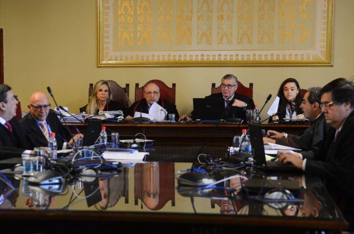São Paulo - A 4ª Câmara Criminal do Tribunal do Júri de São Paulo decide anular os quatro julgamentos que condenaram 73 policiais militares pelo Massacre do Carandiru (Rovena Rosa/Agência Brasil)