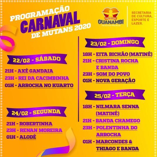 Carnaval Mutans Folia