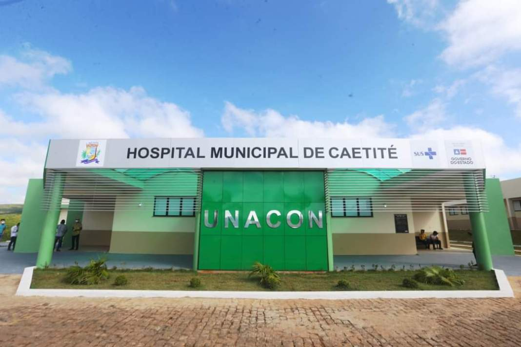 Hospital do Cancer Unacon Caetité 2