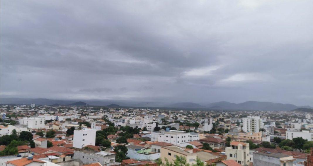 Chuva em Guanambi