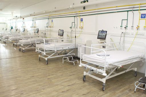 Hospital de Campanha Arena Fonte Nova