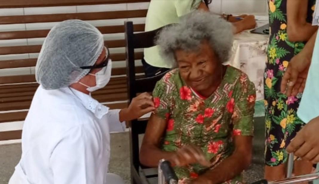 Vacinados Guanambi