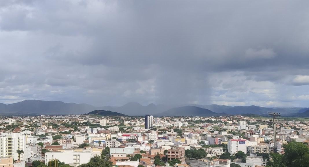 Chuva Guanambi