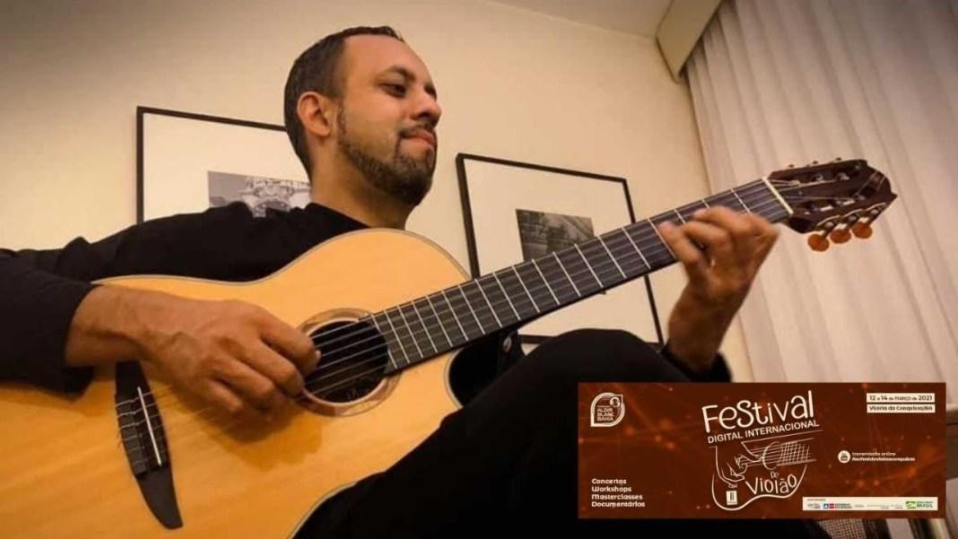 Festival Digital Internacional de Violão de Vitória da Conquista