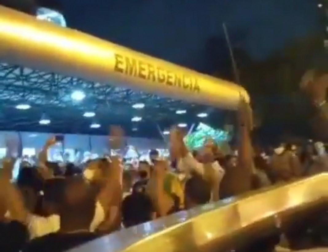 Protesto policiais surto salvador