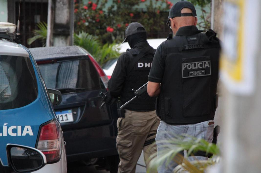 Policia Civil DH