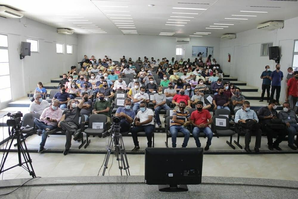 Palestras do Seminário da Cadeia Produtiva do Mel