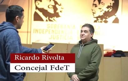 Frente de Todos: Ricardo Rivolta y Luis Miguel Caso conformaron alianza