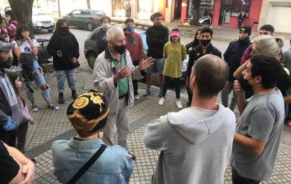 Protesta en Cultura: El lunes se reúnen las partes