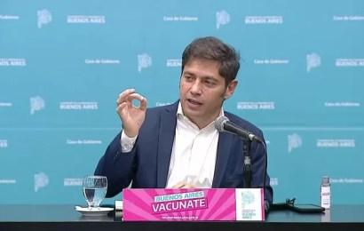 Kicillof evaluó con intendentes de la primera sección electoral resultados de las PASO